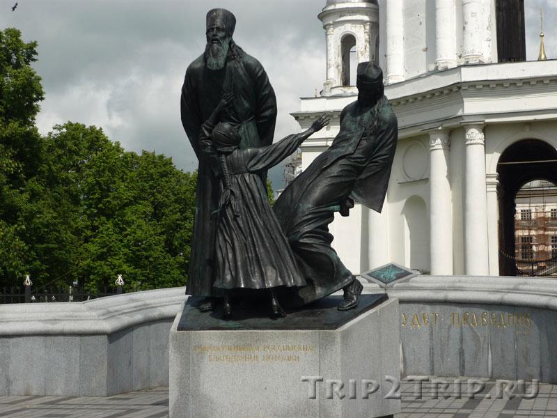 Памятник российским новомученикам, Шуя
