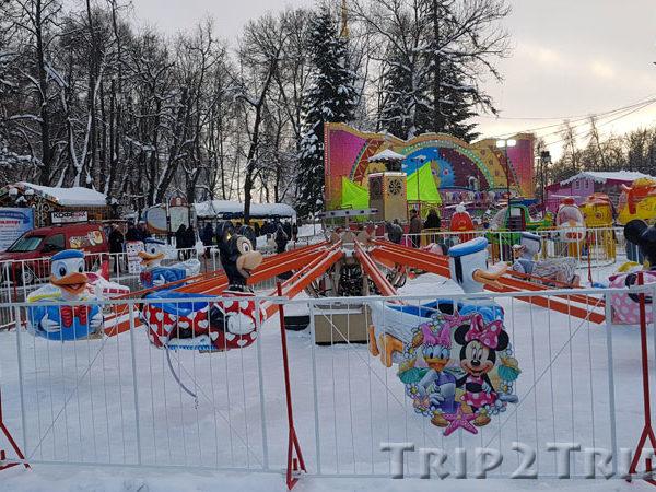 Рождественская ярмарка, Соборная площадь, Владимир