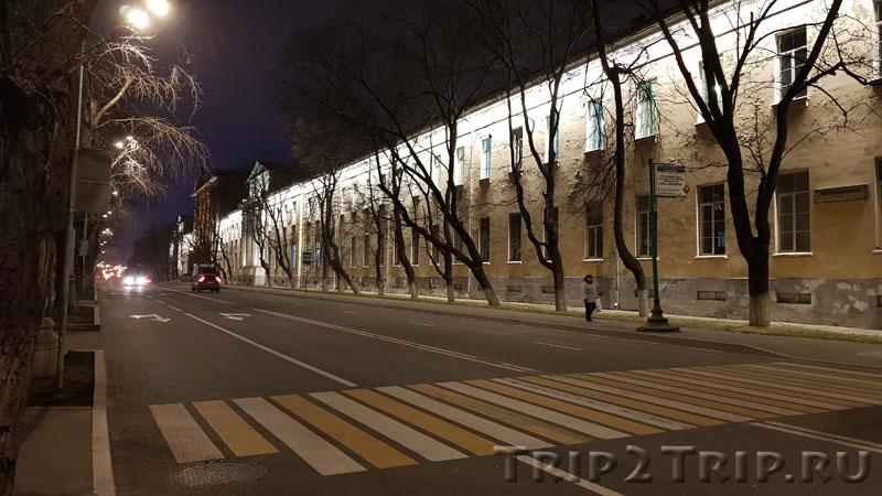 Госпитальная улица, Лефортово, Москва