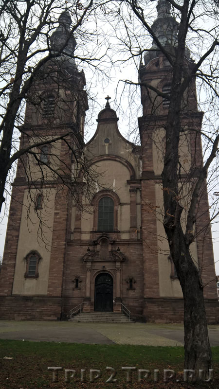 Церковь Святого Фридолина, Мюлуз