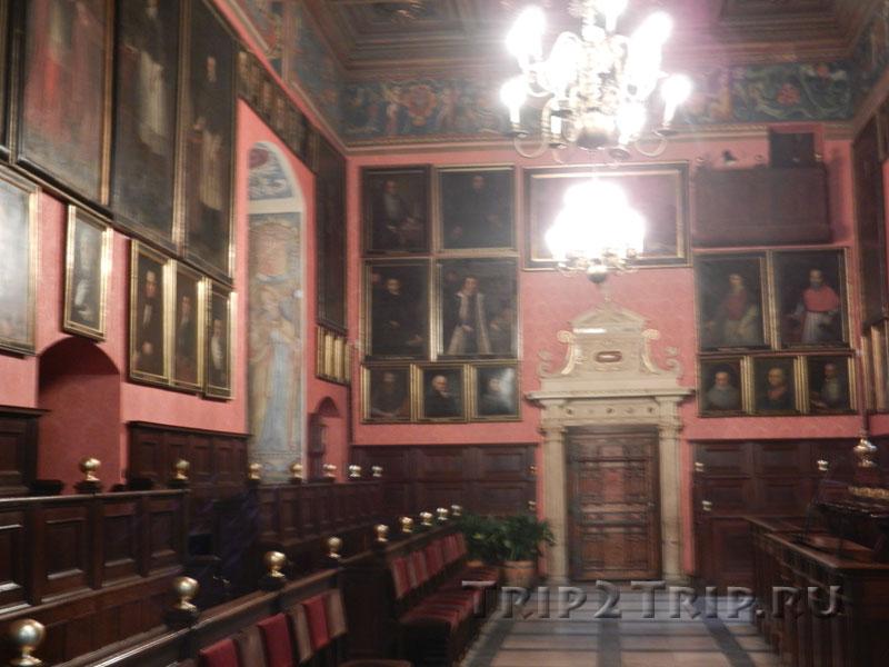Большая зала (Aula Magnum), Ягеллонский Университет, Краков