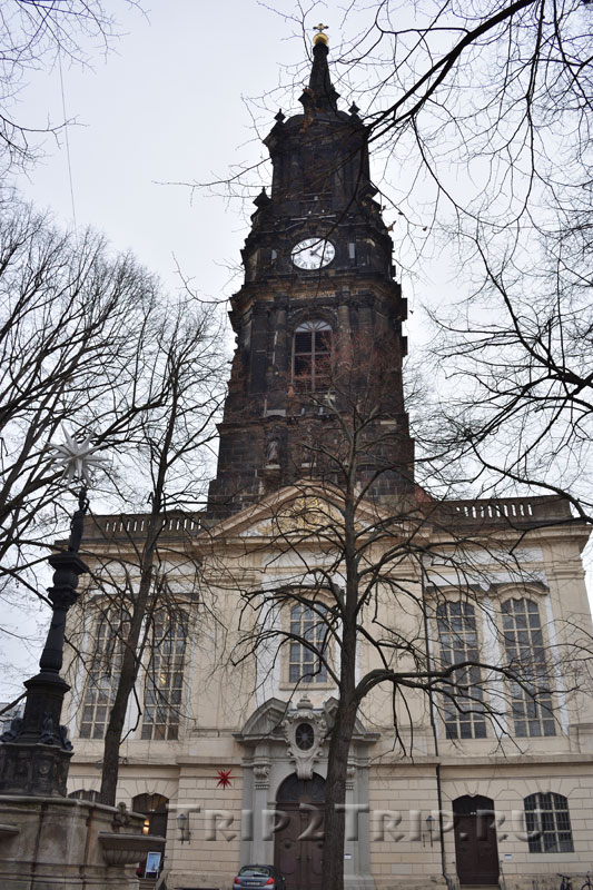 Церковь Трёх Волхвов, Нойштадт, Дрезден