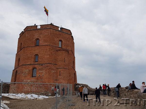 Башня Гедимина, Вильнюс