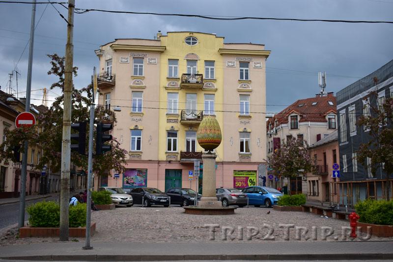 Пасхальное яйцо, Вильнюс