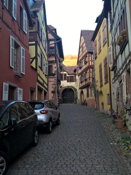 Кайзерсберг, Эльзас