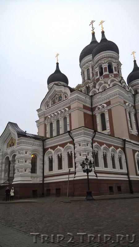 Собор Александра-Невского, Таллин