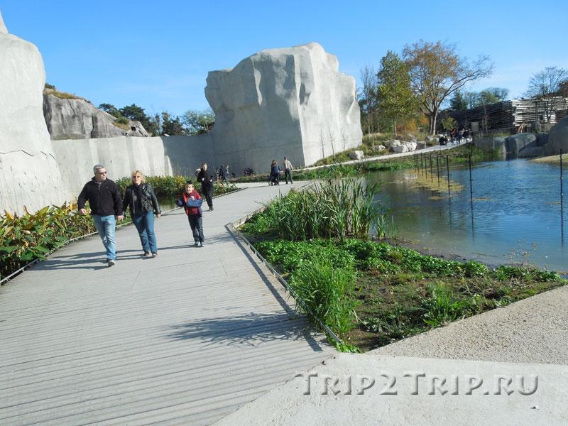 Венсенский зоопарк, Париж