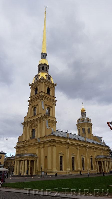Петропавловский собор, Петропавловская крепость, Санкт-Петербург