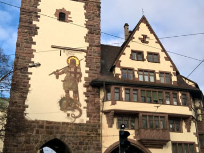 Швабентор (Швабские ворота), Фрайбург