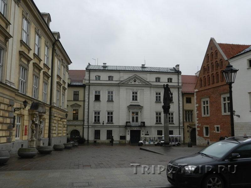 Площадь св. Марии Магдалены, Краков