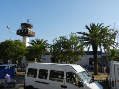 Аэропорт, Тиват