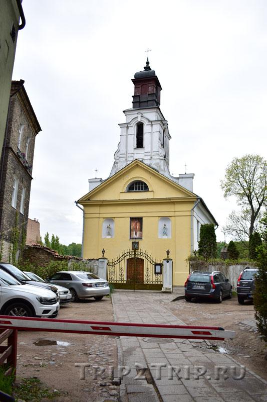 Костёл Святого Варфоломея, Ужупис, Вильнюс