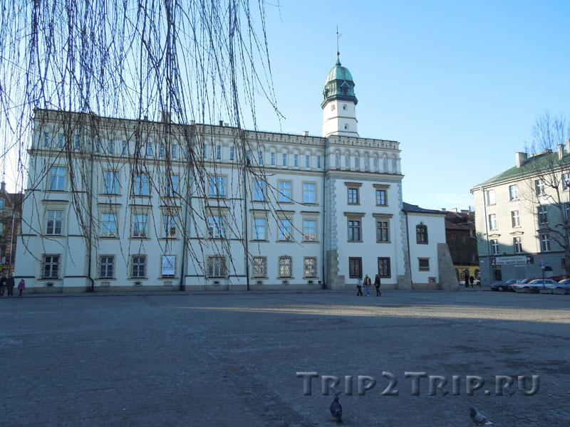 Этнографический музей, Казимеж, Краков