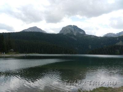 Гора Боботов-Кук и Црно-озеро, национальный парк Дурмитор, Черногория