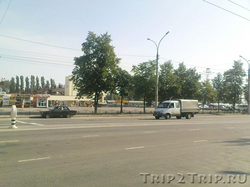 Улица Гагарина, Липецк