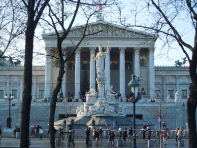 Парламент, Рингштрассе, Вена
