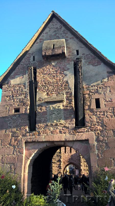 Верхние ворота, Рикивир