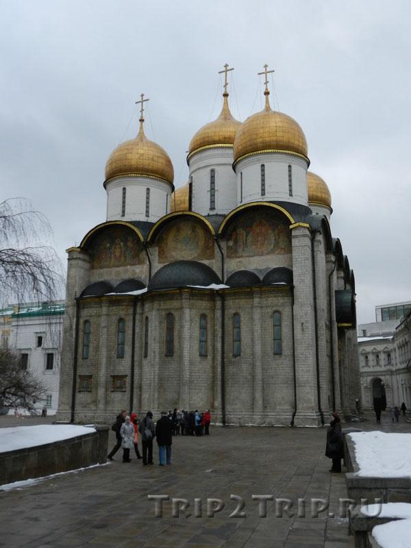 Собор Успения Пресвятой Богородицы в Москве