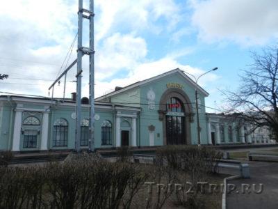 ЖД вокзал, Выборг