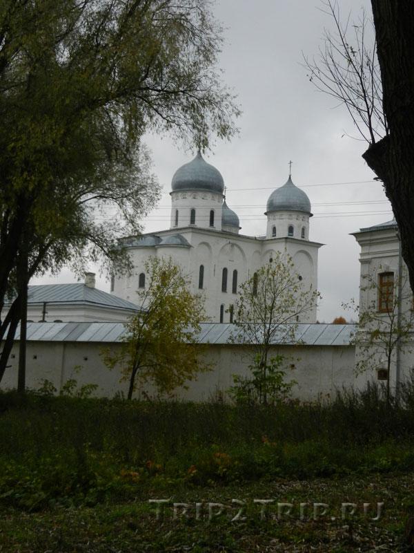 Георгиевский собор в Великом Новгороде