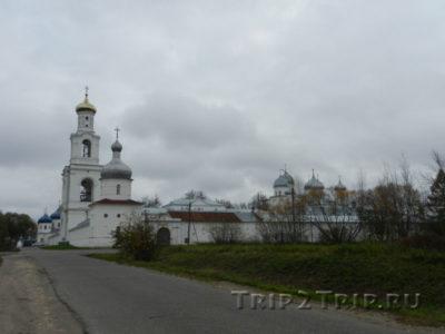 Свято-Юрьевский монастырь, Великий Новгород