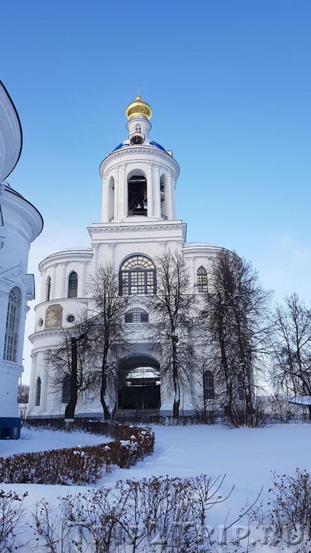 Церковь Успения Богородицы, Боголюбский монастырь