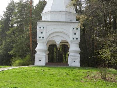 Часовня Крест, Переславль-Залесский