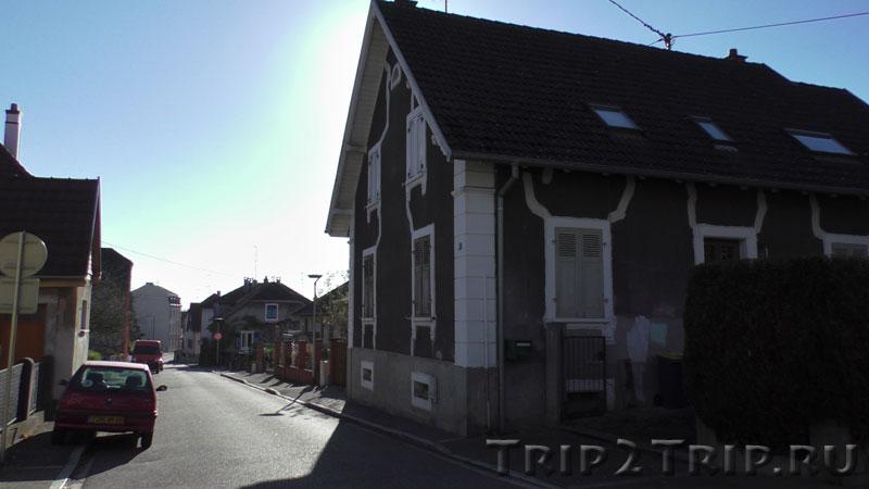 Переулочек в Люттербаке