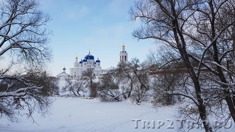 Боголюбский монастырь