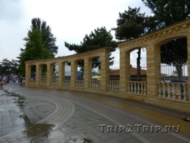 Аркада, Набережная улица, Анапа