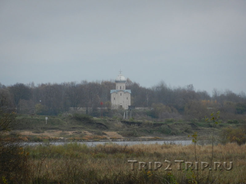 Церковь Спаса на Нередице, Великий Новгород