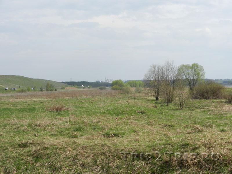 Никитский монастырь на горизонте