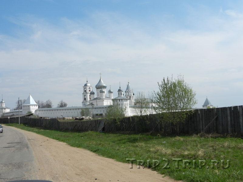 Фото Никитского монастыря в Переславле-Залесском