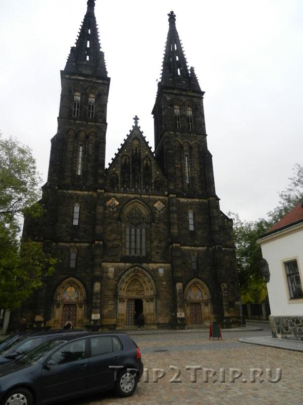 Малая базилика (собор) Петра и Павла, Вышеград, Прага
