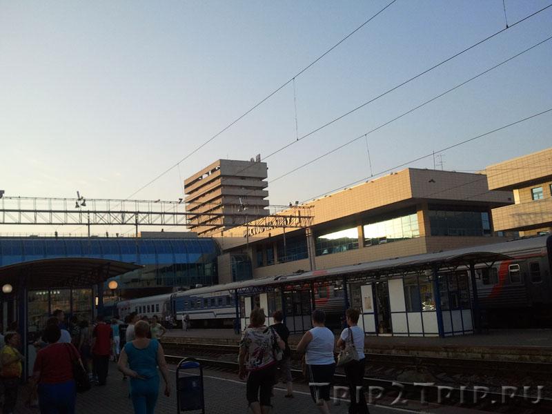 ЖД станция, Ростов-на-Дону