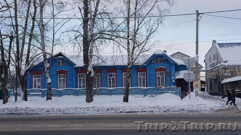 Музыкальная школа на улице Ленина, Боголюбово
