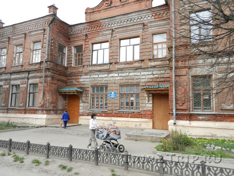 Начальная школа №1 в Переславле-Залесском