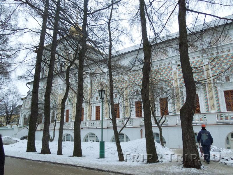Трапезный храм, Троице-Сергиева лавра, Сергиев-Посад