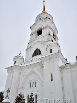 Колокольня Успенского собора, Владимир