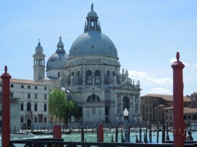 Церковь Санта-Мария-делла-Салюте, Венеция