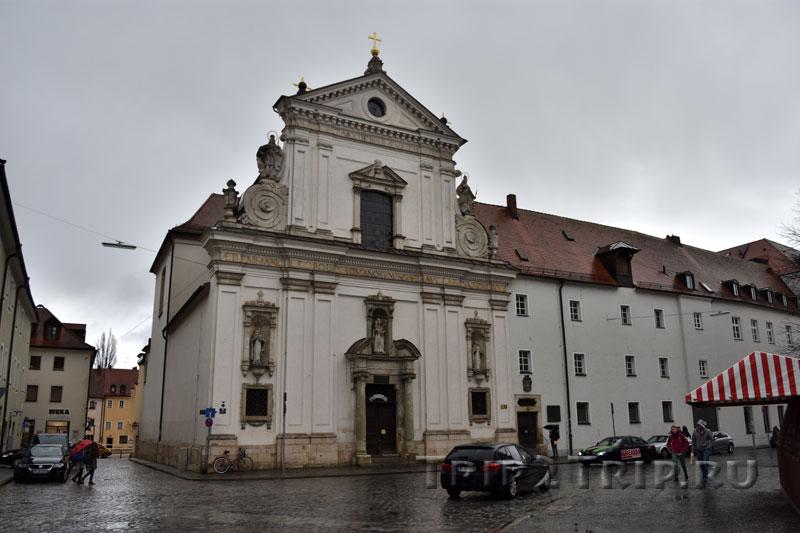 Церковь Святого Иосифа в Регенсбурге