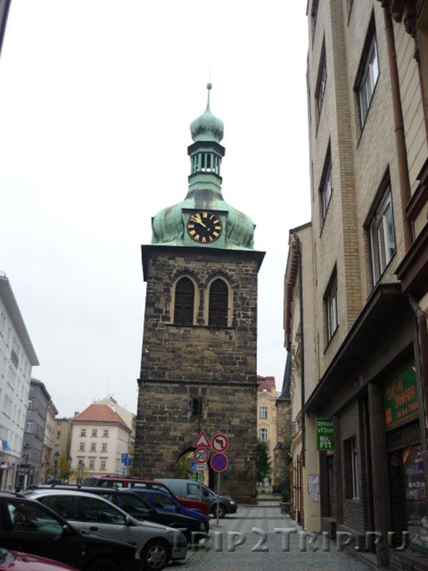 Петровская башня, Прага