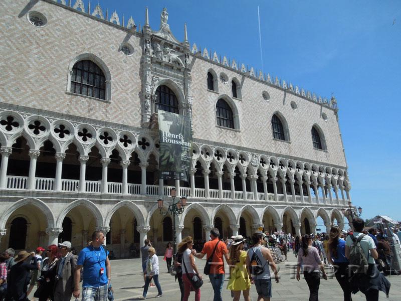 Дворец Дожей, Венеция