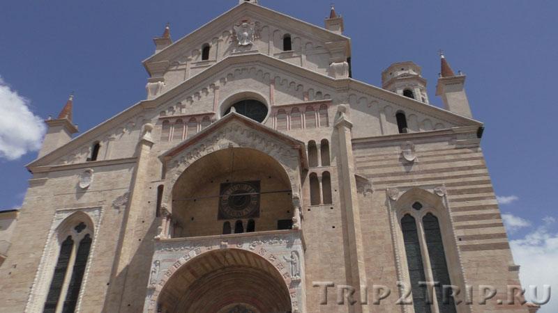 Кафедральный собор, Верона