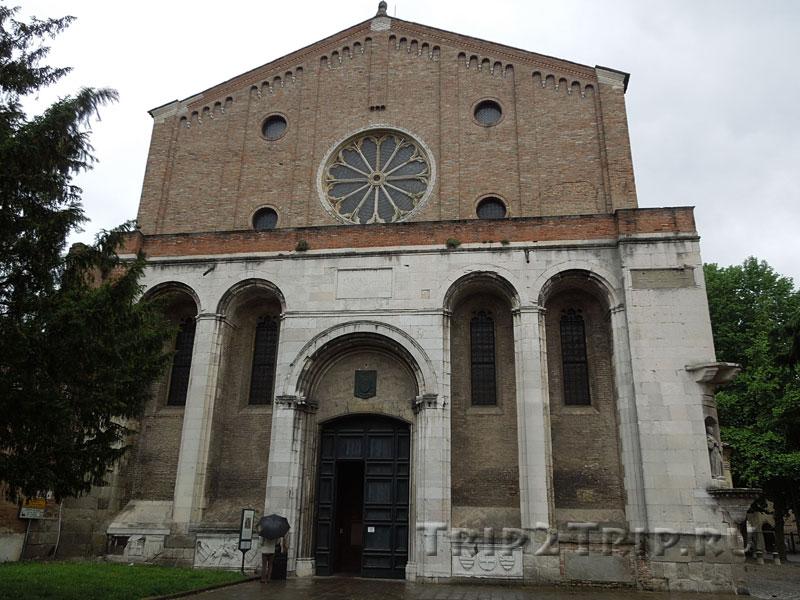 Церковь Эремитани, Падуя