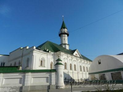 Галеевская мечеть, Старо-Татарская слобода, Казань