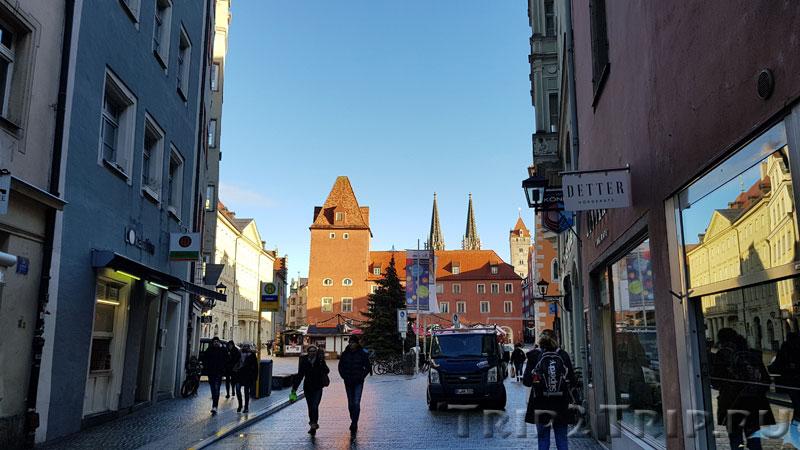 Хайдплац, Регенсбург