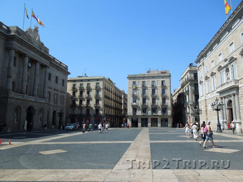 Сан-Жауме, Готический квартал, Барселона