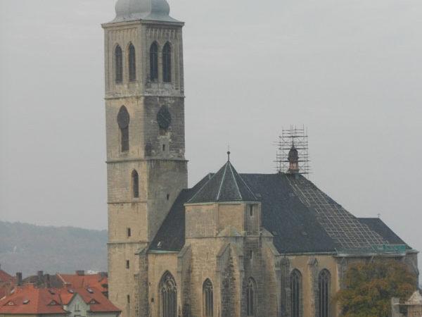 Костёл Святого Якуба, Кутна-Гора