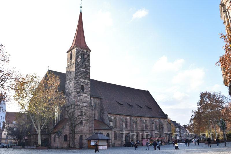 Кирха Святого Якуба, Нюрнберг